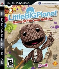 LittleBigPlanet: Game of the Year Edition