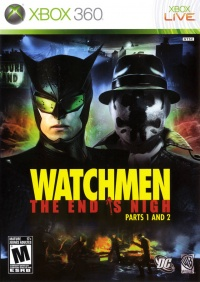 Watchmen: The End Is Nigh Parts 1 and 2