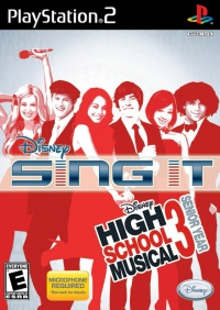 Disney Sing It! High School Musical 3: Senior Year