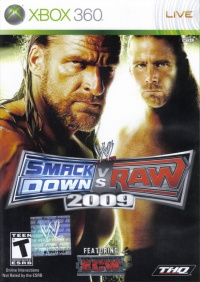 WWE SmackDown vs. Raw 2009