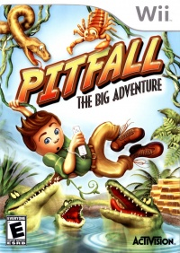 Pitfall: The Big Adventure