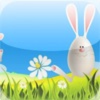 Easter Bunnies Slide Puzzle