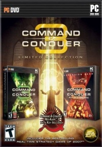 Command & Conquer 3 Limited Collection