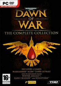 Warhammer 40 000 Dawn Of War The Complete Collection