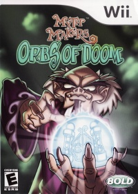 Myth Makers: Orbs of Doom