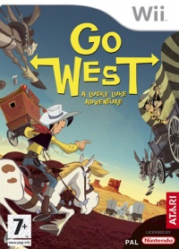 Go West! A Lucky Luke Adventure