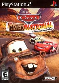 Cars Mater-National Championship