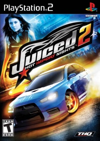 Download Juiced 2: Hot Import Nights [PAL] [Español] [PS2] ( PEDIDO )