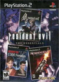 Resident Evil: The Essentials