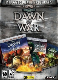 Warhammer 40,000: Dawn of War Platinum Edition