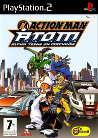 Action Man ATOM: Alpha Teens on Machines