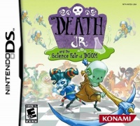 Death, Jr. and the Science Fair of Doom