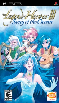 The Legend of Heroes III: Song of the Ocean