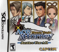 Phoenix Wright: Ace Attorney Justice for All