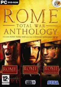 Rome: Total War Anthology