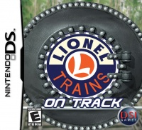 Lionel Trains On Track