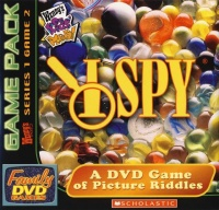 Wendy's Family DVD Games - I SPY: A DVD Game of Picture Riddles