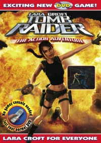Lara Croft Tomb Raider: The Action Adventure