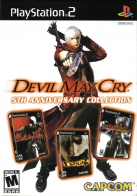 Devil May Cry - 5th Anniversary Collection