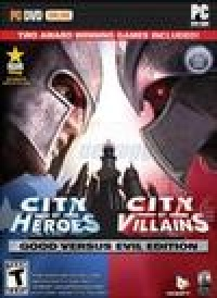 City of Heroes: Good Versus Evil Combined Edition