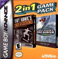 Tony Hawk/Kelly Slater 2-in-1 Pack