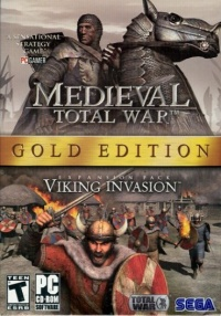 Medieval Total War Gold