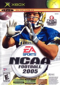 NCAA Football 2005/Topspin Combo