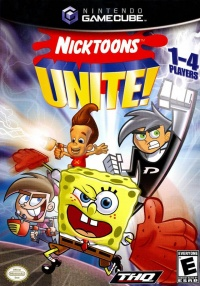 Nicktoons Unite! GameCube