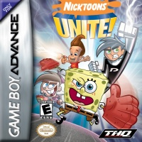 Nicktoons Unite! Game Boy Advance