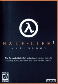 Half Life 1: Anthology