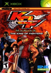 The King of Fighters: Maximum Impact - Maniax