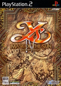 Ys IV: Mask of the Sun - A New Theory