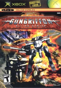 GunGriffon: Allied Strike