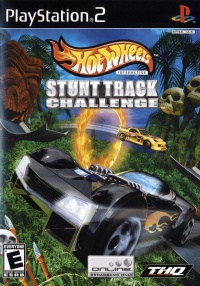 Hot Wheels Stunt Track Challenge