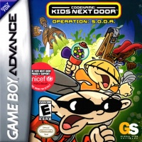 Codename: Kids Next Door: Operation S.O.D.A.