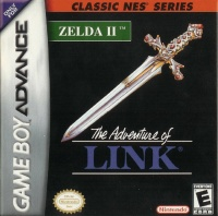 Classic NES Series: Zelda II: The Adventure of Link