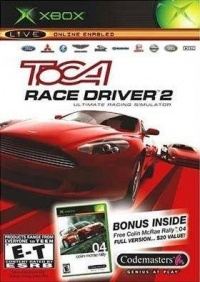 ToCA Race Driver 2 with Colin McRae Rally 04
