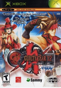 Guilty Gear X2 #Reload