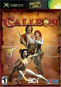 Galleon: Islands of Mystery