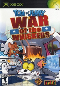 Tom & Jerry in War of the Whiskers