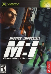 Mission: Impossible: Operation Surma