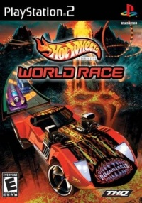Hot Wheels World Race