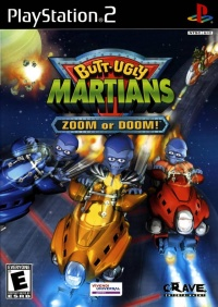 Butt Ugly Martians: Zoom or Doom!