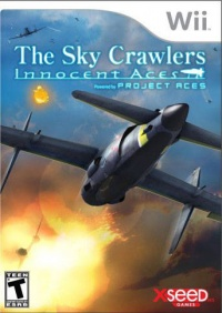 The Sky Crawlers: Innocent Aces