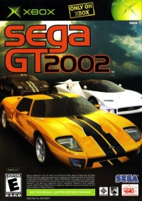 Sega GT 2002 & JSRF: Jet Set Radio Future