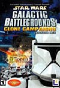 Star Wars Galactic Battlegrounds: Clone Campaigns
