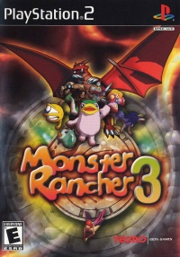 Monster Rancher 3