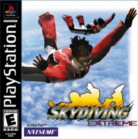 Skydiving Extreme