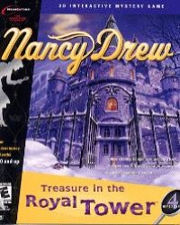 Nancy Drew: Treasure in a Royal Tower