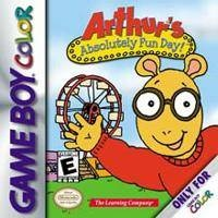 Arthur's Absolutely Fun Day!